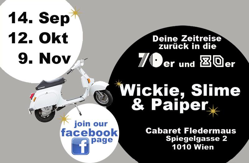 Mehr Infos unter www.wickie-clubbing.at